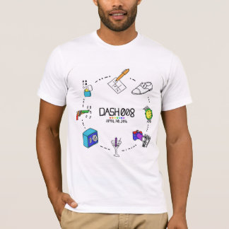 DASH 008 Men's Short-Sleeved Tee