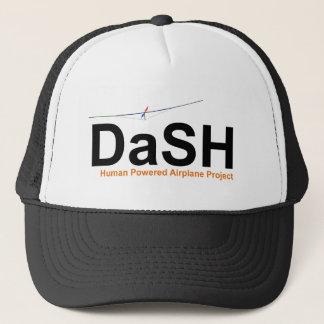 DaSH Light Blue T-Shirt Trucker Hat