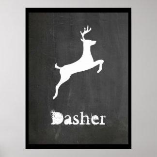 Dasher Poster