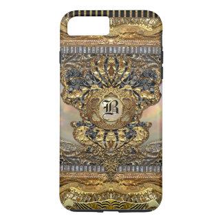 Dashford Paddington Elegant Baroque Monogram iPhone 7 Plus Case