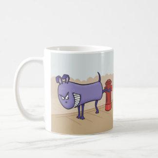 Dastardly Dog Mug