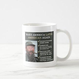 Dastro: Make America Latin American Again Coffee Mug