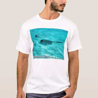 Dasyatis americana (Southern Stingray) T-Shirt