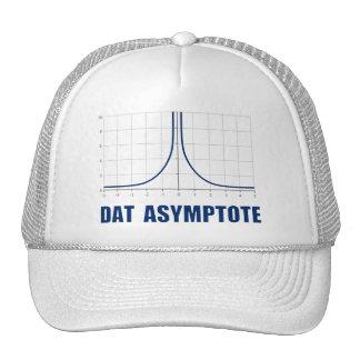 Dat Asymptote Cap