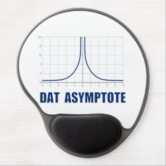 Dat Asymptote Gel Mousepad