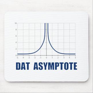 Dat Asymptote Mousepads
