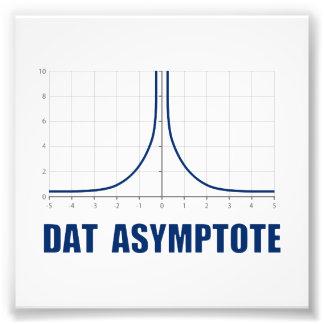 Dat Asymptote Photo Print