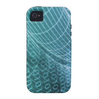 Data Network iPhone4 Case
