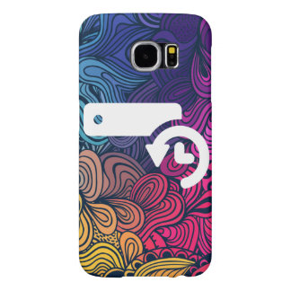 Data Recoveries Icon Samsung Galaxy S6 Cases