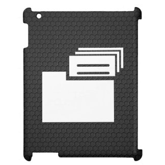 Data Scans Graphic iPad Covers