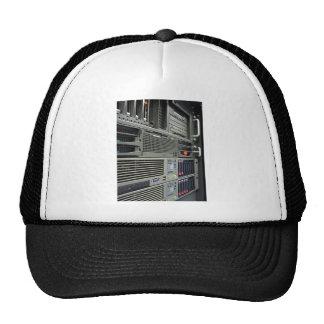 datacenter computer servers rack hats