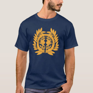 Date Clan Mon - Gold T-Shirt