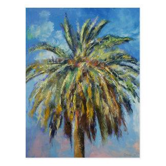 Date Palm Postcard