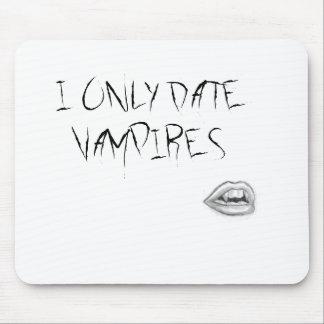 DATE VAMPIRES MOUSE MATS