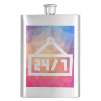 Date Weeks Icon Flask