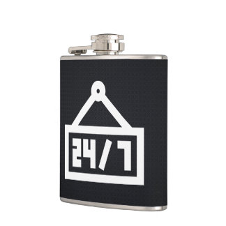 Date Weeks Icon Flasks