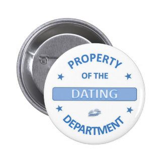 Dating Department Pinback Buttons