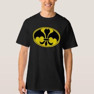 Datman Superhero Shirt Black