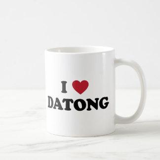 Datong Basic White Mug