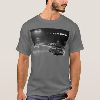Datsun 240z at night T-Shirt