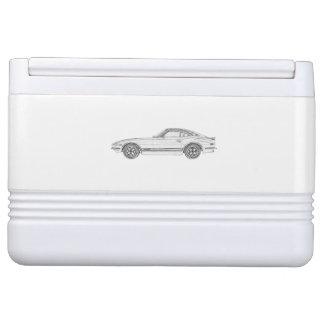 Datsun 240Z Igloo Cooler