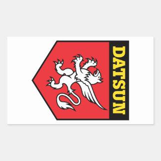 Datsun Griffin Sticker