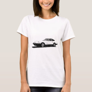 Datsun/Nissan 280ZX Illustration T-Shirt
