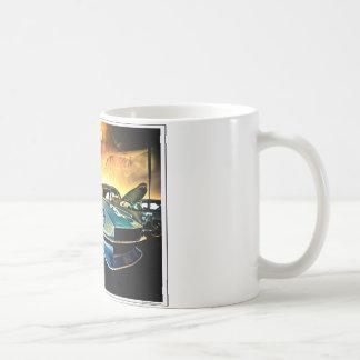 Datsun Z Race car Basic White Mug