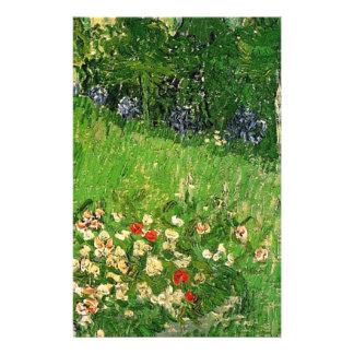 Daubigny s Garden Vincent Van Gogh beautiful Flyer