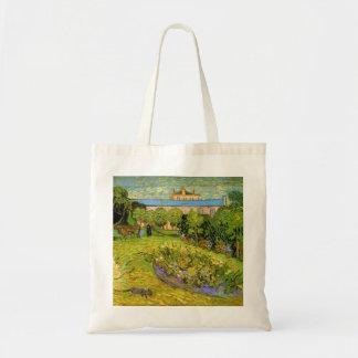 Daubigny's Garden by Vincent van Gogh Tote Bag