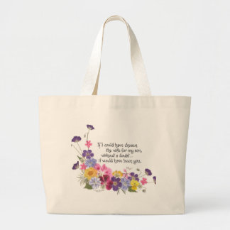 Daughter-in-Law gift Large Tote Bag