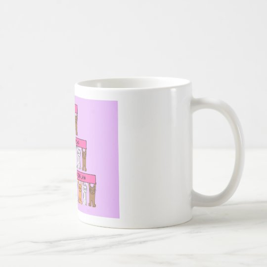 Daughter-in Law, Happy Mother's Day Coffee Mug