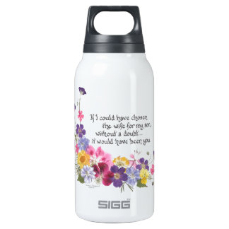 Daughter-in-Law Insulated Water Bottle
