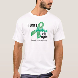 Daughter - Liver Cancer Ribbon T-Shirt