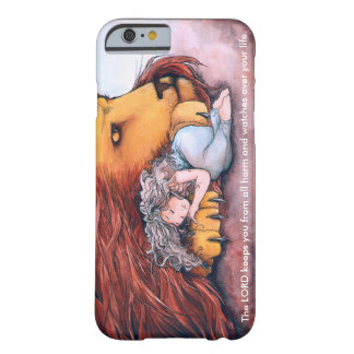 Daughter of a Lion Barely There iPhone 6 Case