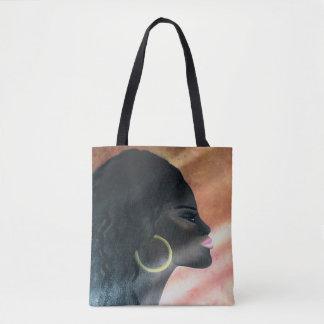 Daughter of Africa Tote Bag