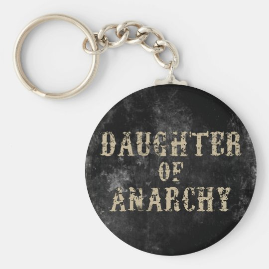 Daughter of Anarchy Key Ring