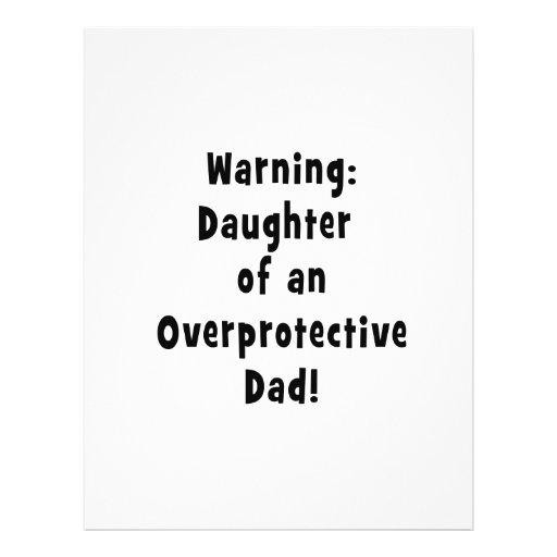 daughter of overprotective dad black flyer