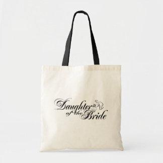 Daughter of the Bride Tote Budget Tote Bag