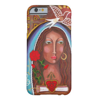 """""""Daughter of the Divine"""" Barely There iPhone 6 Case"""