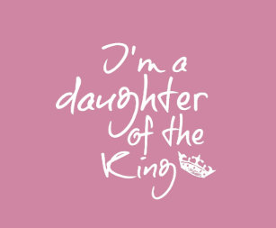 Daughter Of The King Home Furnishings Accessories Zazzlecouk