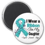 Daughter - Ovarian Cancer Ribbon