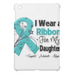 Daughter - Ovarian Cancer Ribbon iPad Mini Covers