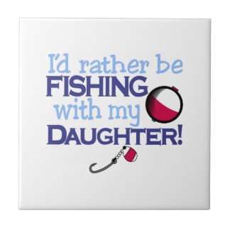 Daughter Small Square Tile