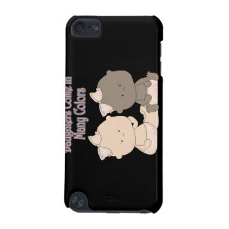 daughters come in many colors adoption design iPod touch (5th generation) cases