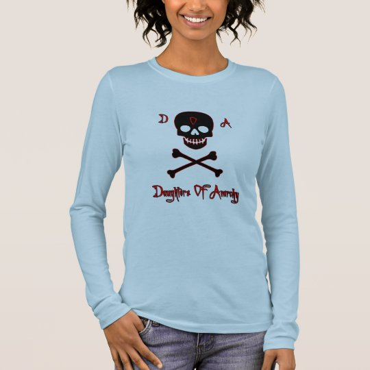 Daughters Of Anarchy Long Sleeve T-Shirt