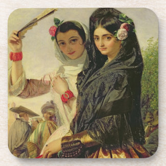 Daughters of the Alhambra Drink Coaster