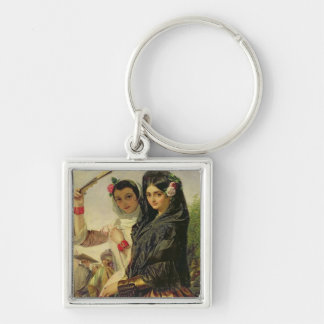 Daughters of the Alhambra Key Ring