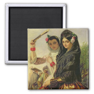 Daughters of the Alhambra Magnets