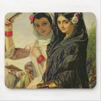 Daughters of the Alhambra Mouse Mat